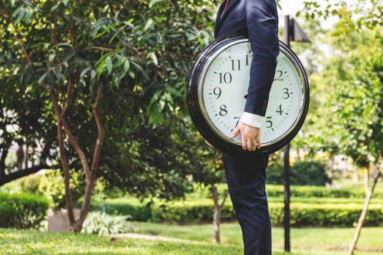 Organiza tu jornada laboral en 18 minutos