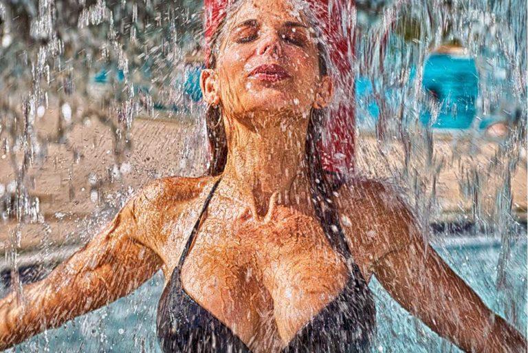 4 beneficios de ducharse con agua fría