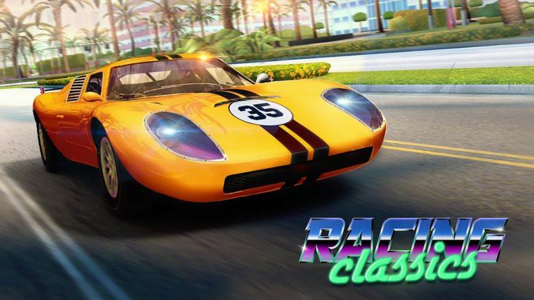 Racing Classics Pro: Para los amantes de los los autos clásicos