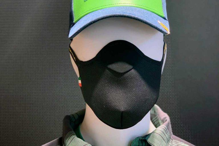 Crean la primera mascarilla higiénica reutilizable para hacer deporte al aire libre