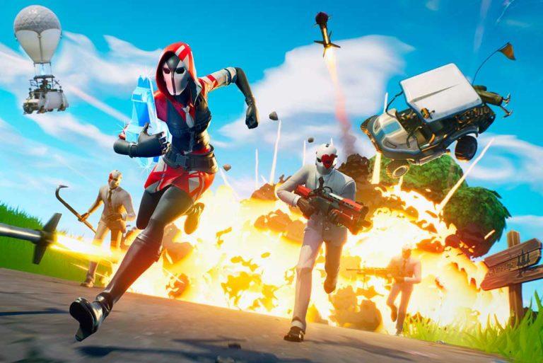 Fortnite llegará a PlayStation 5 y Xbox Series X el día de su lanzamiento