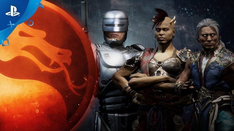 Mortal Kombat 11 Aftermath muestra un brutal tráiler gameplay con RoboCop, Fujin y Sheeva en acción