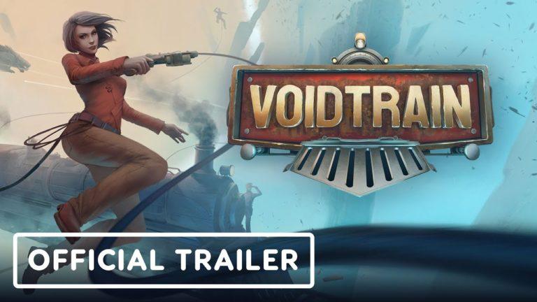 Voidtrain: Nazis, monstruos y trenes viajando entre dimensiones