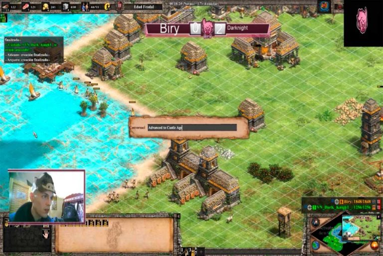 Gana una partida de Age of Empires con la táctica más ridícula posible