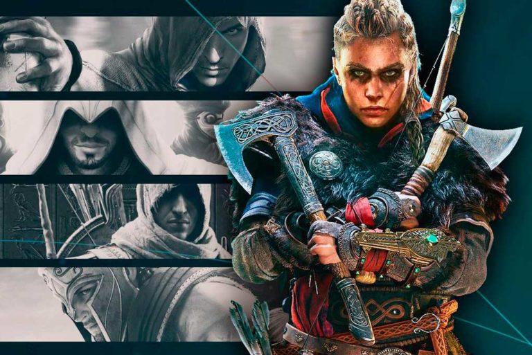 Nueva habilidad en Assassin's Creed Valhalla
