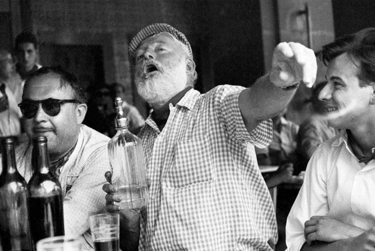 El mejor daiquirí lo inventó Ernest Hemingway