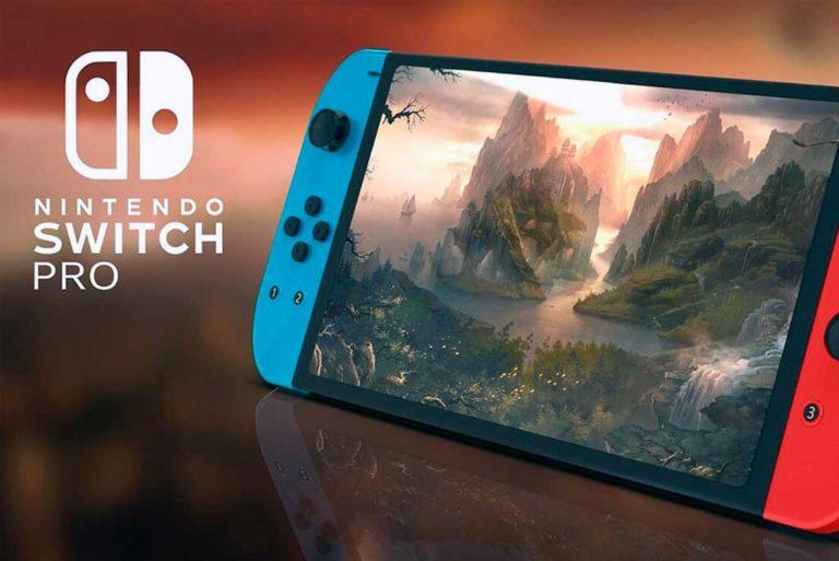 La nueva Switch podría llegar este año