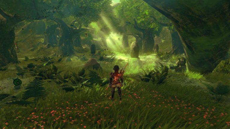 Así de impresionante se ve Zelda: Breath of the Wild en 8K y con ray tracing