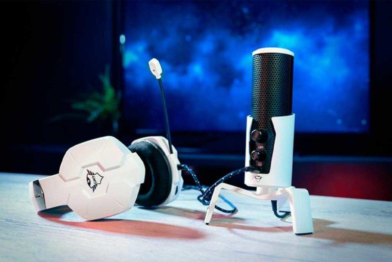 Trust presenta sus nuevos accesorios para la Playstation 5