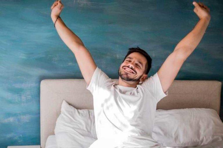 4 cosas que puede hacer un hombre para mejorar su aspecto por las mañanas