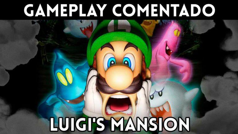 Luigi's Mansion: El terror más divertido