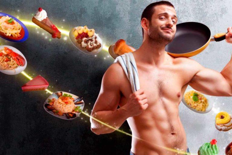 5 errores que cometen los hombres al intentar bajar de peso