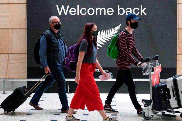 Nueva Zelanda impone restricciones en la capital