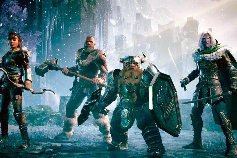 Análisis de Dungeons & Dragons Dark Alliance