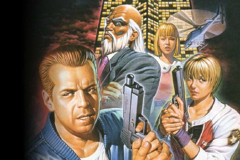 Die Hard Arcade: ¡40 pisos de acción y aventura!