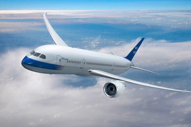 ¿Por qué todos los aviones comerciales suelen estar pintados de blanco?