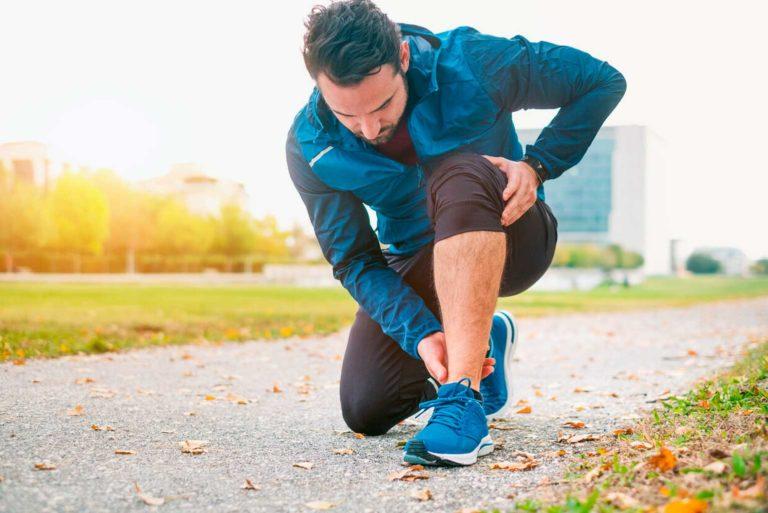 No pierdas masa muscular por una lesión