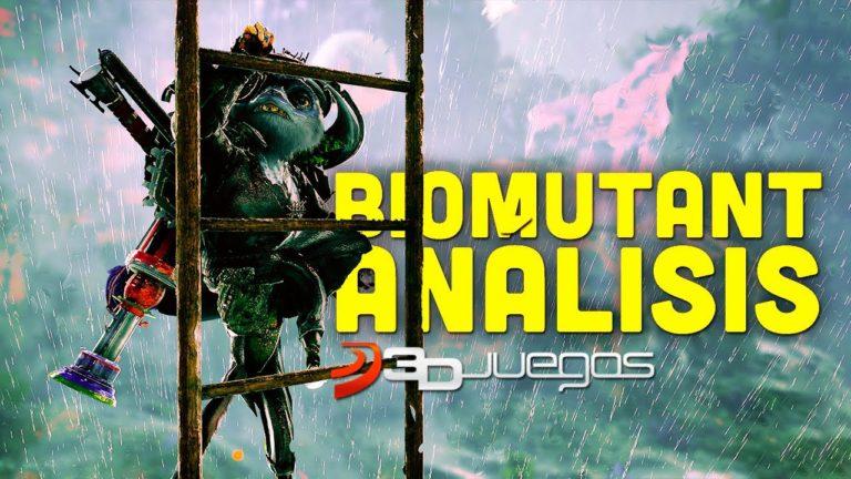 Análisis de Biomutant. Un action RPG de mundo abierto que podía llegar más lejos