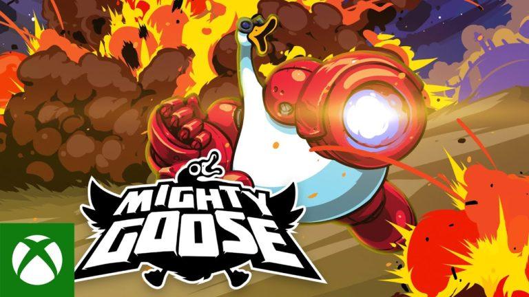Si te gusta Metal Slug, adorarás Mighty Goose