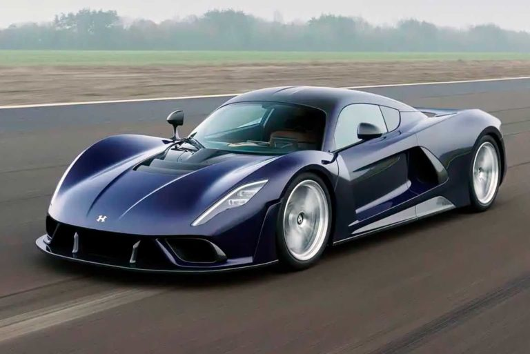Hennessey Venom F5, el hypercar que apuesta por ser el más poderoso del mundo