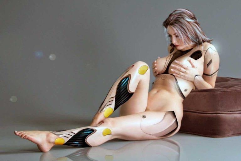 El fenómeno de las robots sexuales