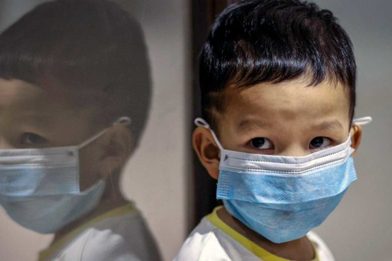 Proceso para la vacunación en menores de edad