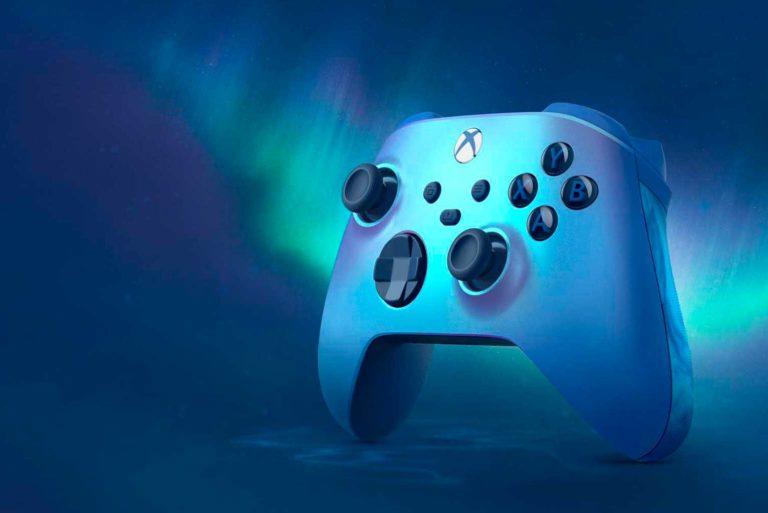 Aqua Shift, el nuevo mando de XBox