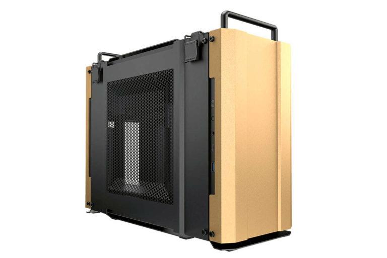 Cougar introduce su gabinete Dust 2 Mini-ITX
