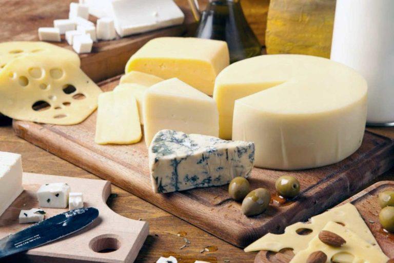 4 tipos de queso y sus beneficios para tu salud