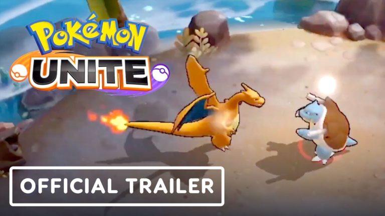 Pokémon Unite tiene potencial pero mucho que mejorar