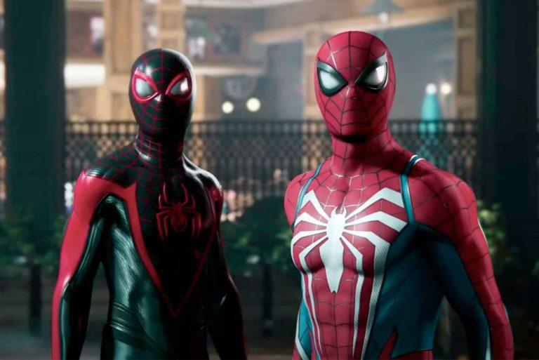 Spider-Man 2 y Wolverine llega a PS5