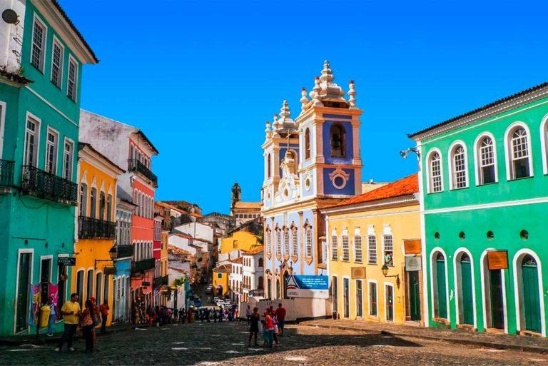 Salvador de Bahía, el Brasil africano